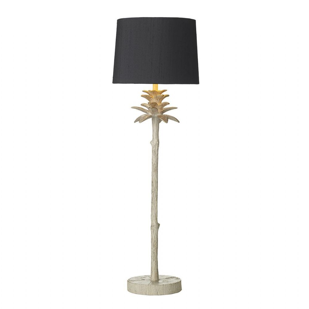 Cabana Table Lamp Cream/ Gold Base Only (Hand made, 7-10 day Delivery)